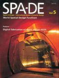 Spa-de Space & Design - International Review of Interior Design