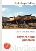 Erythronium Pusaterii