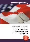 List of Veterans Affairs Medical Facilities