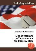 List of Veterans Affairs Medical Facilities by State