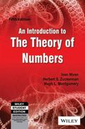 An Introduction To The Theory Of Numbers, 5Th Ed