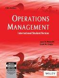 Operations Management (5th Ed.) By Jack R. Meredith (International Economy Edition)