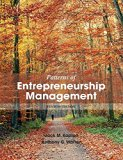 Patterns of Enterpreneurship Management