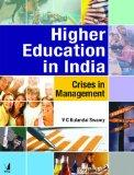 Higher Education in India: Crisis in Management