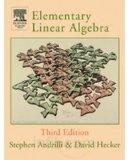 Elementary Linear Algebra, 3rd Edition
