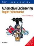 Automotive Engineering: Engine Performance, 2 Volumes Set