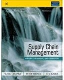 Supply Chain Management Strategy, Planning & Operation