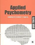 Applied Psychometry