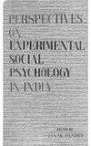 Perspectives on Experimental Social Psychology in India