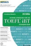 Scoring Strategies For The TOEFL LBT - 2015 (With CD)