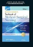 Brunner and Suddarth's Textbook of Medical-Surgical Nursing By Suzanne C Smeltzer -12th. Edi...