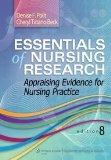 Essentials of Nursing Research (with thePoint access) : Appraising Evidence for Nursing Prac...