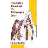 Cross-cultural research and other anthropological essays