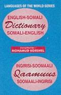 English-Somali, Somali-English