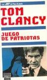 Juego de Patriotas  (Spanish Edition)