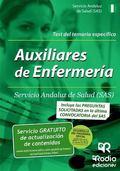Auxiliares de Enfermera del SAS. Test del Temario Especfico (Spanish Edition)