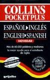 Collins Pocket Plus Espanol Ingles English Spanish