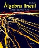 Algebra Lineal/ Elementary Linear Algebra (Spanish Edition)