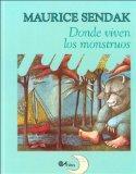 Donde Viven Los Monstruos (Historias Para Dormir) (Spanish Edition)