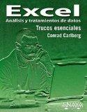 Excel analisis y tratamientos de datos / Excel Analysis and Data Treatment: Analisis Y Trata...