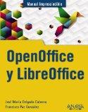 OpenOffice y LibreOffice
