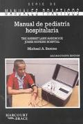 The Harriet Lane Handbook Manual De Pediatria Hospitalaria