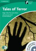 Tales of Terror Level 3 Lower-Intermediate Book and Audio CD Pack (2) [With CDROM]