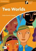 Two Worlds Level 4 Intermediate (Cambridge Discovery Readers)