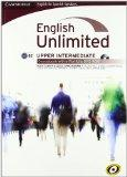 English Unlimited for Spanish Speakers Upper Intermediate Coursebook with e-Portfolio