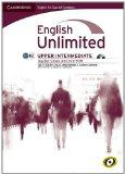 English Unlimited for Spanish Speakers Upper Intermediate Teacher's Pack (Teacher's Book wit...