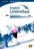 English Unlimited for Spanish Speakers Intermediate Self-study Pack (Workbook with DVD-ROM a...