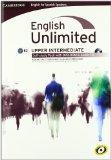 English Unlimited for Spanish Speakers Upper Intermediate Self-study Pack (Workbook with DVD...