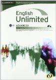 English Unlimited for Spanish Speakers Advanced Self-study Pack (Workbook with DVD-ROM and A...