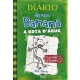 DIARIO DE UM BANANA 3 - A GOTA D AGUA - PORTUGUES BRASIL