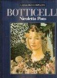 Botticelli: Catalogo completo (Libri illustrati Rizzoli) (Italian Edition)