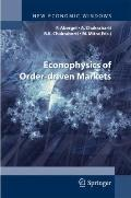 Econophysics of Order-driven Markets (New Economic Windows)