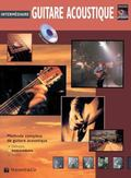 Guitare Acoustique Intermediaire : Intermediate Acoustic Guitar (French Language Edition), B...