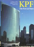 Kpf: The First 21 Years - A. Eugene Kohn - Paperback