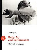 Body Art And Performance The Body Art And Performance