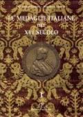 medaglie italiane del XVI Secolo