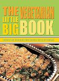 Little Big Vegetarian Book - McRae Books Staff - Paperback