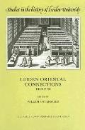 Leiden Oriental Connections 1850-1940