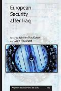 European Security After Iraq Norrie Macqueen