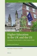 Higher Education in the UK and the US : Converging University Models in a Global Academic Wo...