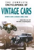 Antique Cars - Rob de la Rive Box - Hardcover