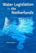 Water Legislation in the Netherlands (Stand Alone Dup)