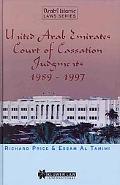 United Arab Emirates Court of Cassation Judgements