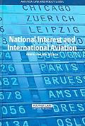National Interest and International Aviation