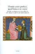 Omnia autem probate, quod bonum est Tenete : Opstellen aangeboden aan Etienne D'hondt, bibli...