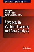 Advances in Machine Learning and Data Analysis (Lecture Notes in Electrical Engineering)